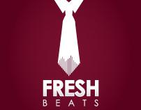 Fresh Beats Logo Design