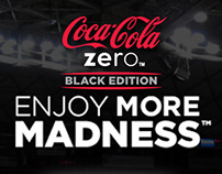 2012 Coke Zero NCAA Digital Experience