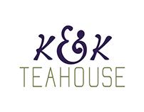 K & K's Teahouse Rebrand