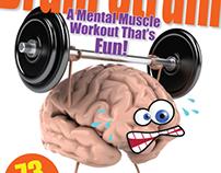 "eBook Cover ""Brain Strain"""