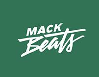 Mack Beats logo