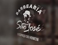 Signage | Barbearia São José