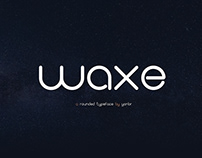 Waxe | FREE Typeface