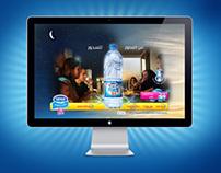 Nestlé Water - Ramadan Microsite & Game