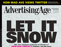 Ad Age December 16, 2013 print cover
