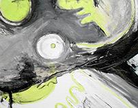 2013 PAINTINGS BY LUCY MALISZEWSKI