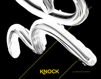 KNOCK Promotional Mailer