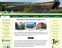 The Insurance Center Website