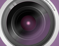 Camers Lens Icon