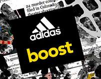 Adidas Boost Supercube