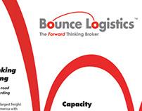 Bounce Logistics literature