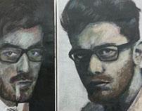 Autoportraits sur portraits