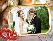 Akvis Wedding Pack (Frames)