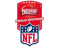 Nestlé NFL POS