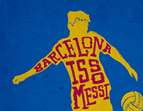 Barcelona is so Messi