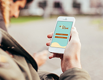 MICA Scene Mobile App Design