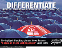 Stem Cell Research Postcard