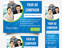 Banners Web Multipurpose Corporative