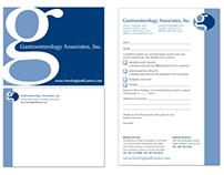 Gastroenterology Associates Postcard