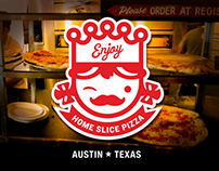 "Home Slice Pizza: The ""Queen"" of Pies in Austin Texas"