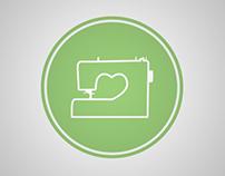 Stitchpak Logo Concepts