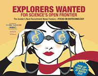 Biotech Feature Magazine Ad