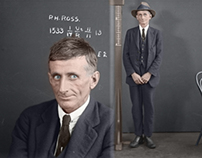 "Colorization, ""P. H. Ross 1900's"""