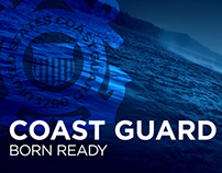 U.S. Coast Guard - Various Sponsorship Banners