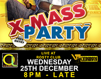 X-Mass Party