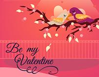 Valentine'sDay Illustrations