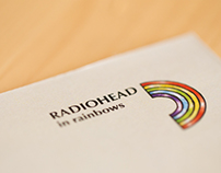 "Packaging / Digipack - Radiohead, ""In Rainbow"""