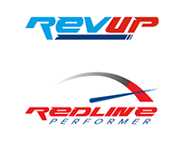 Branding and Design for Valvoline Rev Up