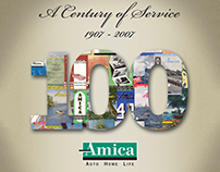 Amica: A Century of Service Coffee Table Book