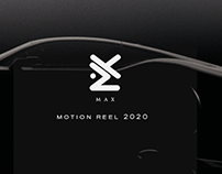 Motion reel 2021