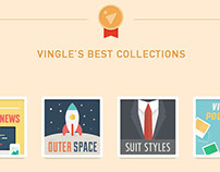 Vingle's 100 Best Collections