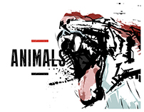 ARM THE ANIMALS - Illustrations
