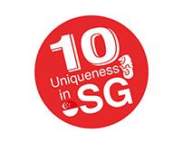 10 Uniqueness in SG