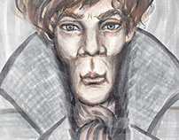 Sherlock Portrait