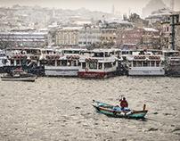 Around The Bosphorus