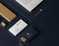 Fahad Quwaydhi - Branding identity