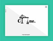 Crane - Simple Logo Type