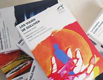 Diseño e ilustraciones de portadas —Mirlo Pocket IV