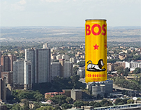 BOS Ice Tea, Tv Commercial & Activation