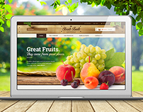 Strait Fruits - Ecommerce Website