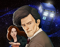 Doctor Who – Mundo Estranho magazine