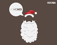 Christmas Facebook Cover Picture - HoHoHo!