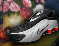Sneaker Fiend: A Tribute to Classic Nike Design