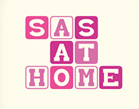 Sas At Home logo
