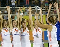 Women´s Hockey World League - Tucumán, Argentina.