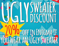 Ugly Sweater Discount